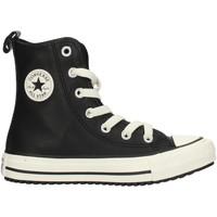 kengät Korkeavartiset tennarit Converse 666418C Black