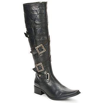 kengät Naiset Saappaat Betty London RITAC Black