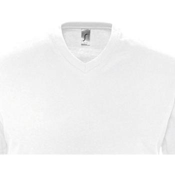 vaatteet Miehet Lyhythihainen t-paita Sols VICTORY COLORS Blanco