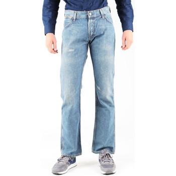 vaatteet Miehet Suorat farkut Wrangler Dayton W179EB497 blue