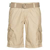 vaatteet Miehet Shortsit / Bermuda-shortsit Teddy Smith SYTRO 3 Beige