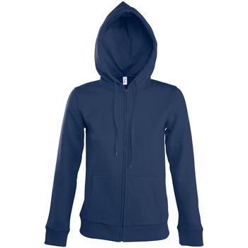 vaatteet Naiset Ulkoilutakki Sols SEVEN KANGAROO WOMEN Azul