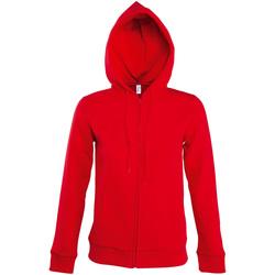 vaatteet Naiset Ulkoilutakki Sols SEVEN KANGAROO WOMEN Rojo