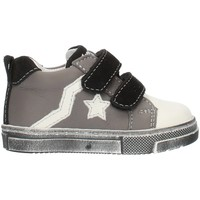 kengät Lapset Korkeavartiset tennarit Balocchi 991271 Grey