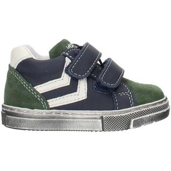 kengät Pojat Korkeavartiset tennarit Balocchi 993270 Blue and green