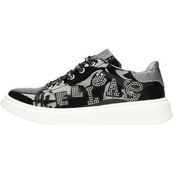 kengät Naiset Matalavartiset tennarit GaËlle Paris G011 Black