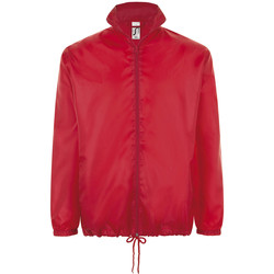 vaatteet Tuulitakit Sols SHIFT HIDRO SPORT Rojo