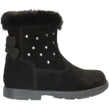 kengät Tytöt Bootsit NeroGiardini A921273F Black