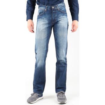 vaatteet Miehet Suorat farkut Wrangler Ace W14RD421X blue