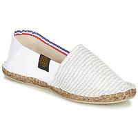kengät Naiset Espadrillot Art of Soule AUDACIEUSES White / Hopea