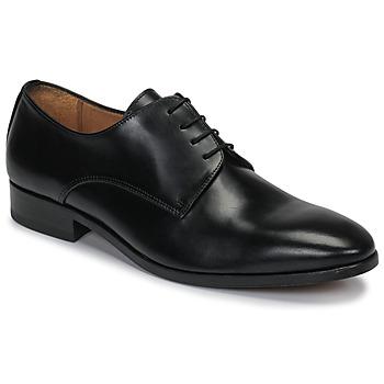 kengät Miehet Derby-kengät Brett & Sons POLIFE Black