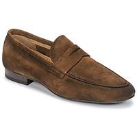 kengät Miehet Mokkasiinit Brett & Sons FIRICE Brown