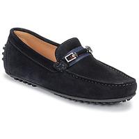 kengät Miehet Mokkasiinit Brett & Sons FARICE Laivastonsininen