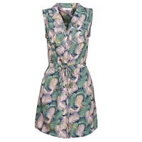 vaatteet Naiset Lyhyt mekko Deeluxe NESSI Multicolour