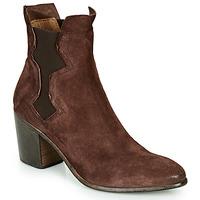 kengät Naiset Nilkkurit Moma NIAGARA - OLIVER Brown