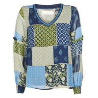 vaatteet Naiset Topit / Puserot Cream CLODIE Blue