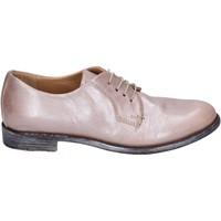 kengät Naiset Derby-kengät Moma Klassikko BR949 Beige