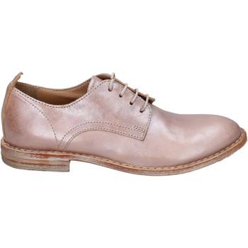 kengät Naiset Derby-kengät Moma Klassikko BR951 Beige
