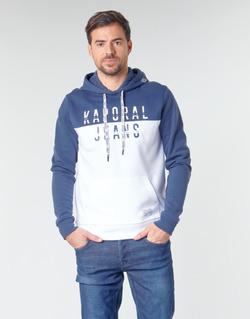 vaatteet Miehet Svetari Kaporal TOSCA White / Blue
