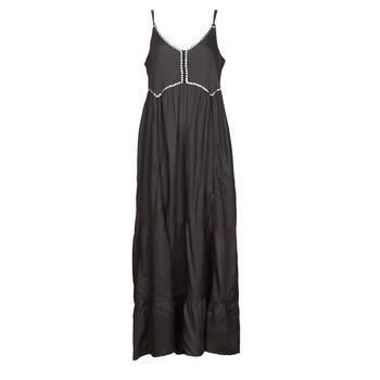 vaatteet Naiset Pitkä mekko Kaporal ANGEL Black