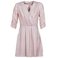 vaatteet Naiset Lyhyt mekko Kaporal BABE Vaaleanpunainen