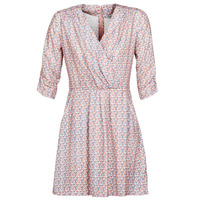 vaatteet Naiset Lyhyt mekko Kaporal BABE Pink