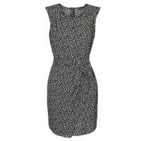 vaatteet Naiset Lyhyt mekko Ikks BQ30045-03 Black