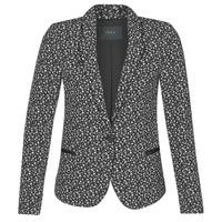 vaatteet Naiset Takit / Bleiserit Ikks BQ40025-03 Black