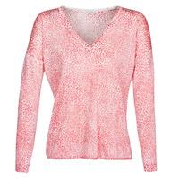 vaatteet Naiset Neulepusero Ikks BQ18115-36 Pink