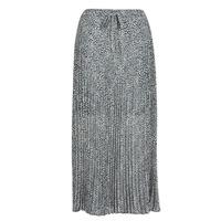 vaatteet Naiset Hame Ikks BQ27075-30 Musta / Valkoinen