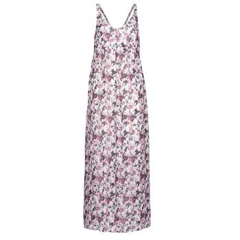 vaatteet Naiset Pitkä mekko Ikks BQ30375-13 Monivärinen