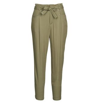 vaatteet Naiset Väljät housut / Haaremihousut One Step PIRAM Khaki