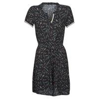 vaatteet Naiset Lyhyt mekko One Step ROSA Black