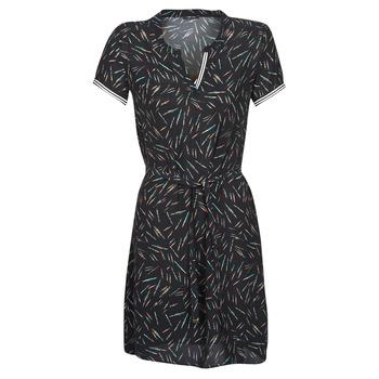 vaatteet Naiset Lyhyt mekko One Step ROSA Musta