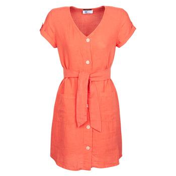 vaatteet Naiset Lyhyt mekko One Step RONIN Oranssi