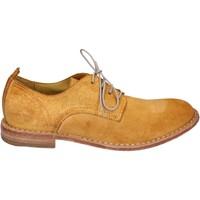 kengät Naiset Derby-kengät Moma Klassikko BR959 Keltainen