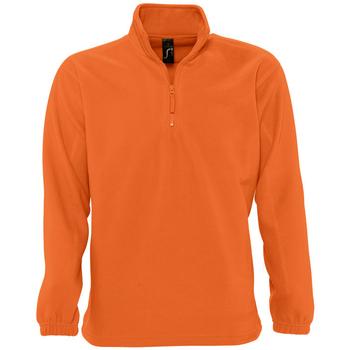 vaatteet Fleecet Sols NESS POLAR UNISEX Naranja
