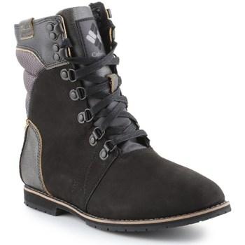 kengät Naiset Bootsit Columbia Twentythird Ave WP Mid Mustat