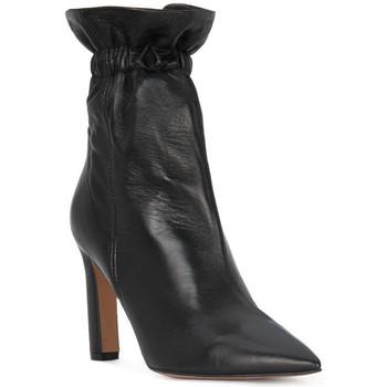 kengät Naiset Nilkkurit Priv Lab NAPPA NERO Nero