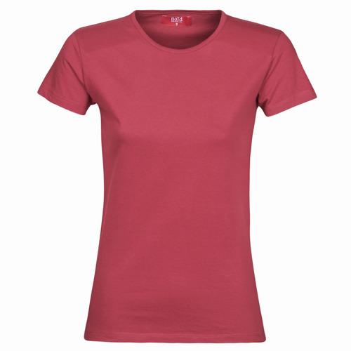 vaatteet Naiset Lyhythihainen t-paita BOTD MATILDA Bordeaux