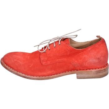 kengät Naiset Derby-kengät Moma Klassikko BR966 Punainen