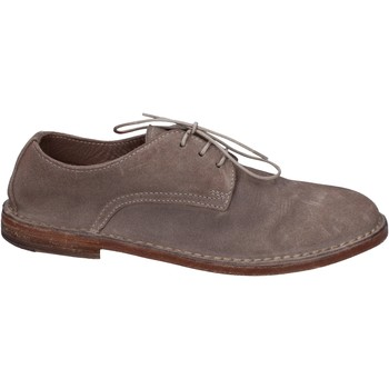 kengät Naiset Derby-kengät Moma Klassikko BR977 Harmaa