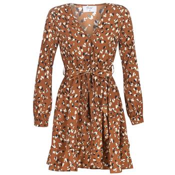 vaatteet Naiset Lyhyt mekko Betty London LISONS Brown