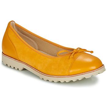 kengät Naiset Balleriinat Gabor KRINE Yellow