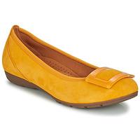 kengät Naiset Balleriinat Gabor KASTIPON Yellow