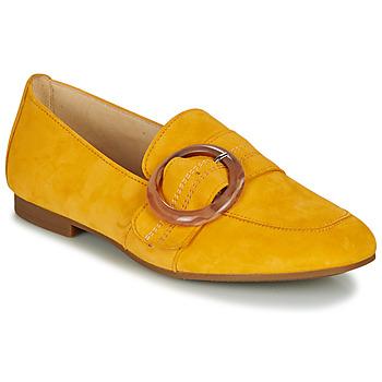 kengät Naiset Mokkasiinit Gabor KROULINE Yellow