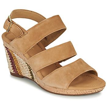 kengät Naiset Sandaalit ja avokkaat Gabor KARAMBA Ruskea