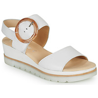 kengät Naiset Sandaalit ja avokkaat Gabor KOKREM Valkoinen