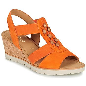 kengät Naiset Sandaalit ja avokkaat Gabor KALINA Orange