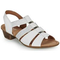 kengät Naiset Sandaalit ja avokkaat Gabor KEIJA Valkoinen
